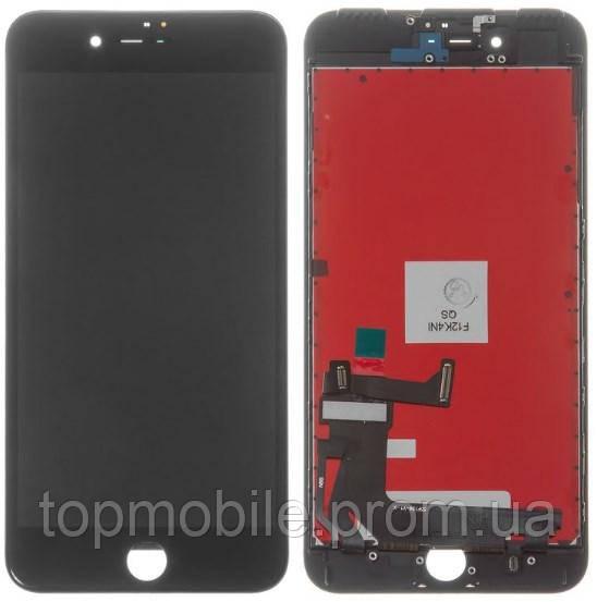 Модуль iPhone 7 Plus, черный, оригинал (Китай) ( дисплей, сенсор, стекло, экран)