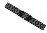 Браслет для Xiaomi Amazfit Stratos | Pace | GTR 47mm Ремешок 22 мм из дерева Черный от BeWatch (1020901), фото 2