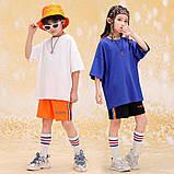 Хип-Хоп костюм шорты и футболка, фото 7