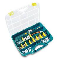 Органайзер Tayg 23 Estuche 38,8x29x6,1 см для хранения мелких предметов пластиковый зелёный (023002Б)