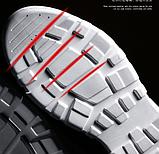 Кроссовки мужские белые FXXK Off, фото 6