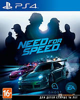 Need for Speed PS4 - русская версия (95975)