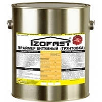 Праймер бітумний IZOFAST грунтівка (холодна)