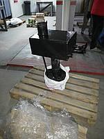 Буржуйка на отработаном масле с водяной рубашкой БМВР-1