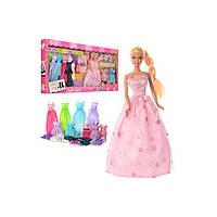 Кукла Defa Lusy с одеждой и аксессуарами 8193