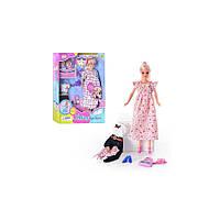 Кукла Defa Lusy беременная с аксессуарами 8009