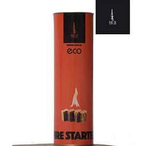 Разжигатель огня ЭКО 100 шт. в тубусе