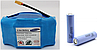 Гироборд гироскутер 10.5 Smart Balance Premium Синий космос, фото 5