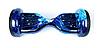 Гироборд гироскутер 10.5 Smart Balance Premium Синий космос, фото 2
