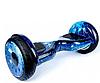 Гироборд гироскутер 10.5 Smart Balance Premium Синий космос, фото 3