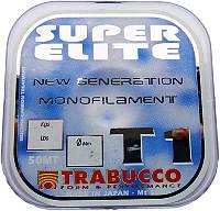 Леска рыболовная Trabucco S Elite Tour 50mt. 0.10mm