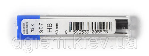 Стержни для механических карандашей НВ 0,7 K-i-N