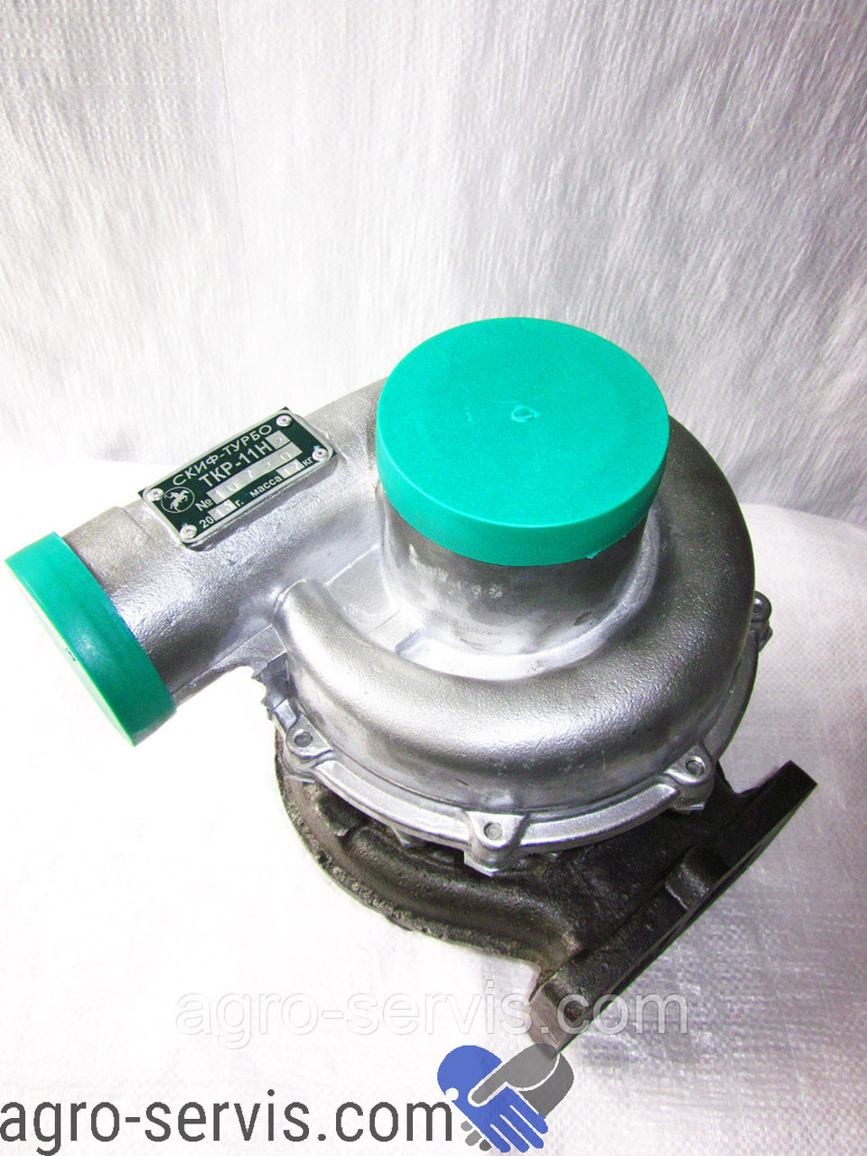 Турбокомпрессор ТКР 11Н-2  111.30001.00