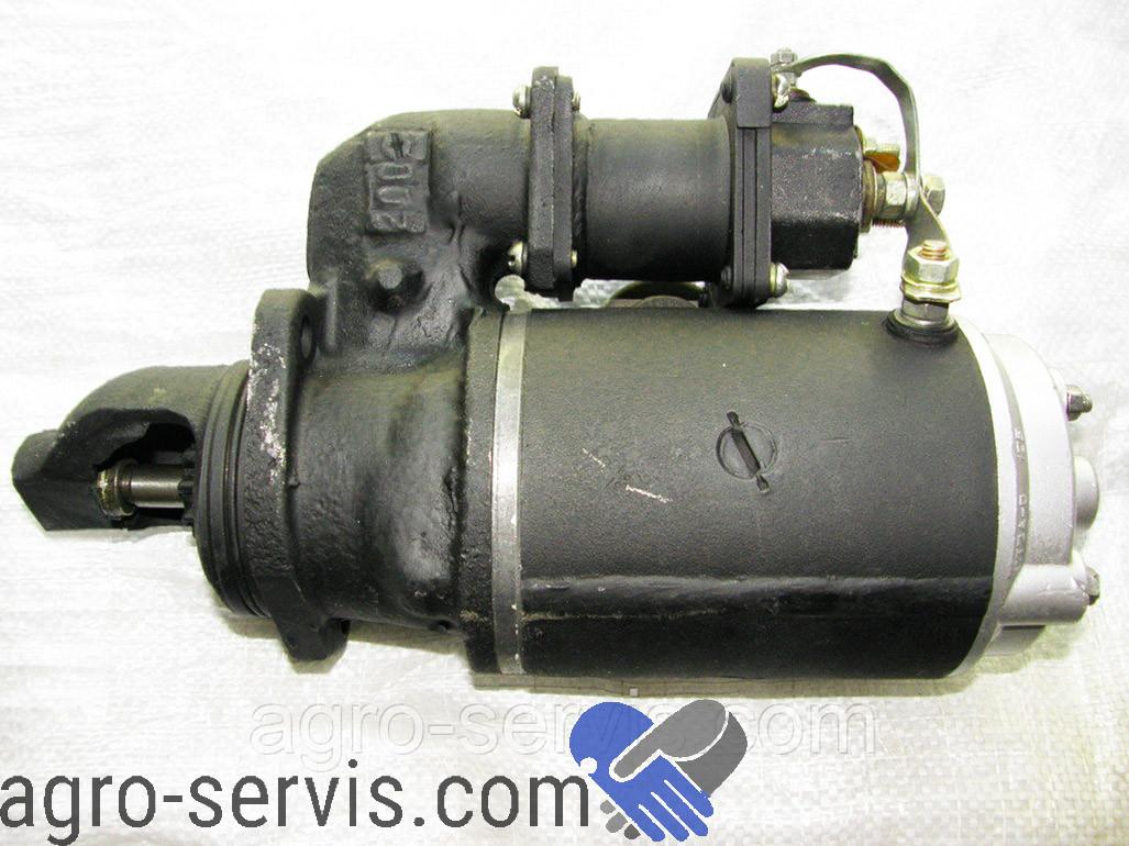 Стартер CT2A-3708000 ЗИЛ-131, УРАЛ-375 и их модификации