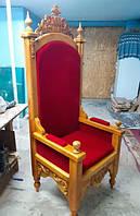 Троны, лавки и стулья