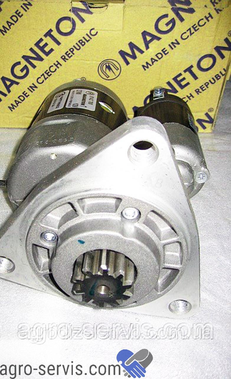 Стартер редукторный 12В 2,7 кВт МТЗ, Т-40, Т-25, Т-16 Магнетон (Чехия)