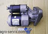 Стартер редукторный 12В 2,7 кВт МТЗ, Т-40, Т-25, Т-16 Магнетон (Чехия), фото 4