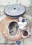 Комплект переоборудования трактора ЮМЗ под стартер Д-65, фото 2
