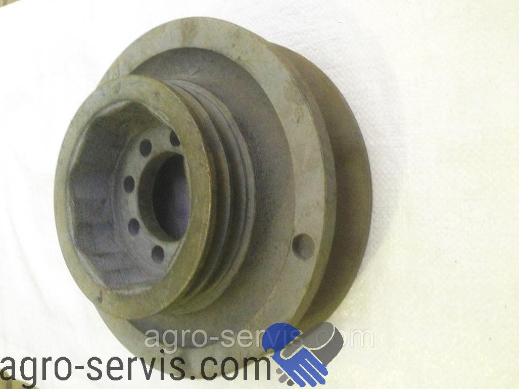 Шкив двигателя ходовой части СМД-22 НИВА СК-5  54-10253А