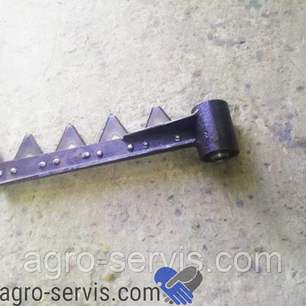 Нож жатки левый ДОН-680 РСМ-100.70.05.570