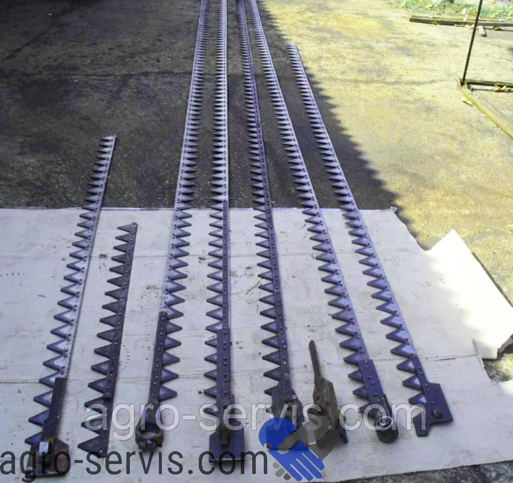 Нож (коса) жатки Енисей-950, 954, 960 (6 метров) (под Шумахер)