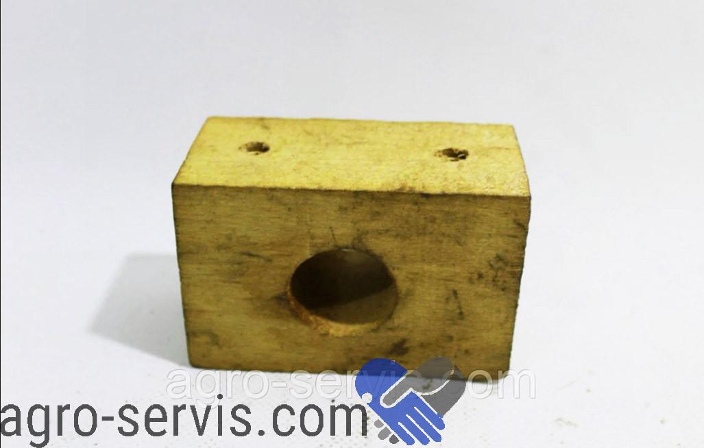 Подшипник мотовила жатки 90080А Нива (деревяный)