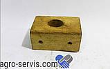 Подшипник мотовила жатки 90080А Нива (деревяный), фото 2