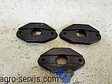 Глазок пальца шнека жатки NEW HOLLAND 89503888, фото 2