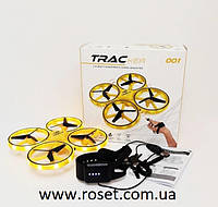 Квадрокоптер дрон Tracker KFR-001 управление жестами руки, фото 1