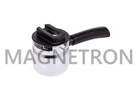 Колба маленькая + крышка для кофеварки DeLonghi 7313285439