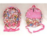 Рюкзак с мягкой игрушкой Зайчик, фото 2