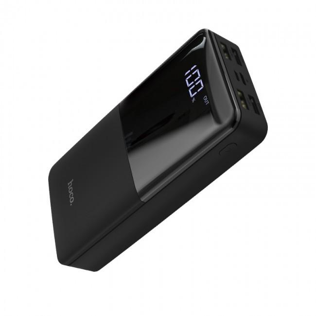 Power Bank Hoco J42A High (20000mAh) Black Повербанк для Телефона Смартфона