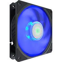 Cooler Master Корпусный вентилятор Cooler Master SickleFlow 120 Blue LED,120мм,650-1800об/мин,Single pack w/o HUB