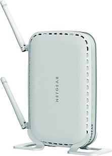 Маршрутизатор Netgear WNR614 N300 Wireless Router Белый (WNR614-100PES)