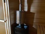 Деревянная мобильная баня 6х2,4 м под ключ, фото 8