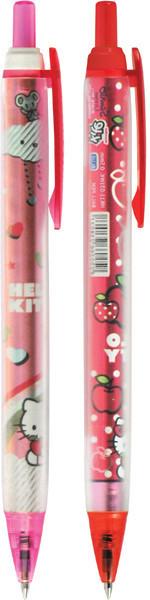 """Ручка автоматическая синие чернила """"Hello Kitty"""" Wunder Kite Disney"""