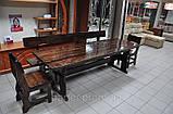Стол 2200*900 для кафе, баров, ресторанов от производителя, фото 5