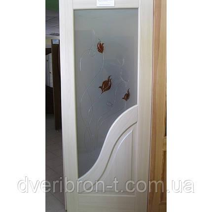 Двери Новый Стиль Амата + Р1 ясень, коллекция Маэстра Р, фото 2