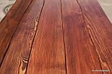 Стол деревянный для кафе, баров, ресторанов 2200*800 от производителя, фото 6