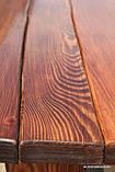 Стол деревянный для кафе, баров, ресторанов 2200*800 от производителя, фото 7