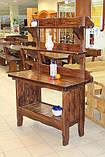 Стол деревянный для кафе, баров, ресторанов 2200*800 от производителя, фото 9