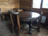 Деревянная мебель для ресторанов, баров, кафе в Геническе от производителя, фото 2