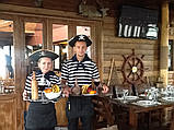 Деревянная мебель для ресторанов, баров, кафе в Геническе от производителя, фото 3