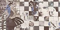 "Плитка керамическая декор Opoczno ""Avangarde"" Модерн 29,7х60"