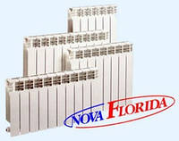 Алюминиевый радиатор Nova Florida Serir Extratherm S4  350 16 атм, фото 1