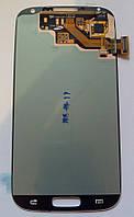 Samsung Galaxy S4 GT-i9500 i9505 дисплей LCD + тачскрін сенсор оригінальний чорний