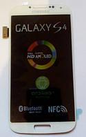 Samsung Galaxy S4 GT-i9500 i9505 дисплей LCD + тачскрін сенсор оригінальний білий