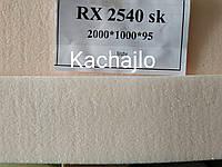 Поролон мебельный 25 40  плотность   100мм (1м на 2м )