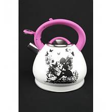 Чайник из нержавеющей стали А-Плюс 3 литра (1389-WK)