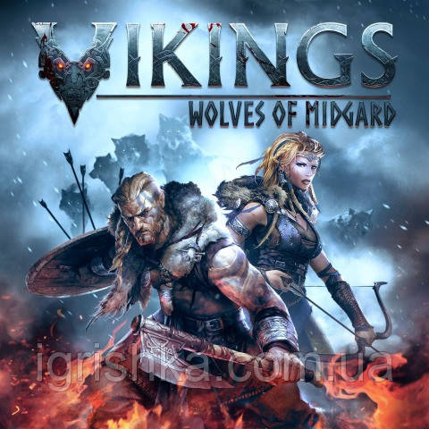 Vikings — Wolves Of Midgard Ps4 (Цифровий аккаунт для PlayStation 4) П3